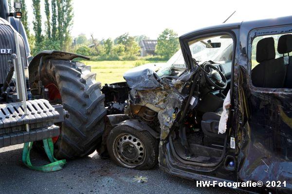 Henry-Wallinga©-Ongeval-Zomerdijk-Tractor-Busje-Zwartsluis-26